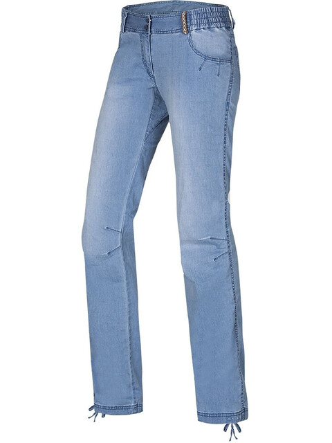 Ocun Inga Jeans Women Light Blue